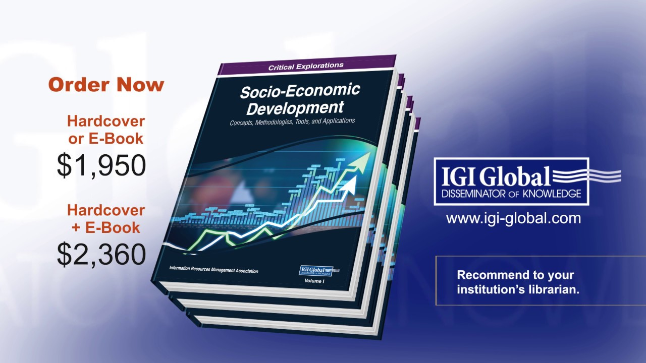 Socio-Economic Development: Concepts, Methodologies, Tools