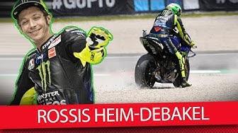 Hört Rossi jetzt auf? - MotoGP 2019 Mugello (Analyse)