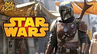 The Mandalorian - Synopsis/Costume Reveal - Star Wars Stories + Characters We Want to See!