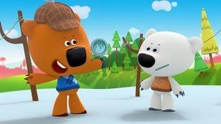 Ми-ми-мишки - Первооткрыватель - Серия 94 - Прикольные мультфильмы для детей и взрослых