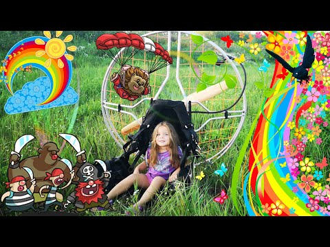 👸 Анна и дедушка! Забавная анимация - Funny Active Games For Kids