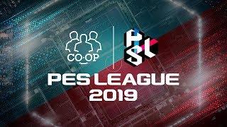 PES League Regional Finals Season 1: Europe - Co-Op