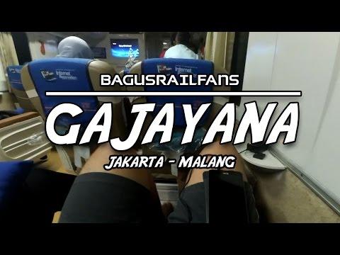 15 Jam Bersama Gajayana #InTrainExperience 4