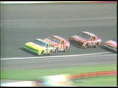 The Winston 1987 - Earnhardt vs Elliott