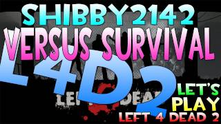 Burger Tank Wub Mr Universe | L4D2 Versus Survival Mutation Gameplay