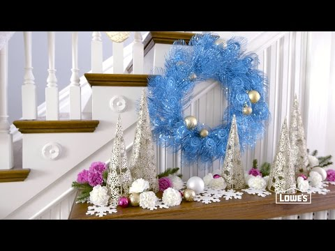 How To Make A Peacock Feather Wreath With Picks