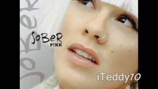 P!nk - Sober [MP3/Download Link] + Lyrics