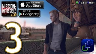 Mission Impossible Rogue Nation Android iOS Walkthrough - Part 3 - Morocco