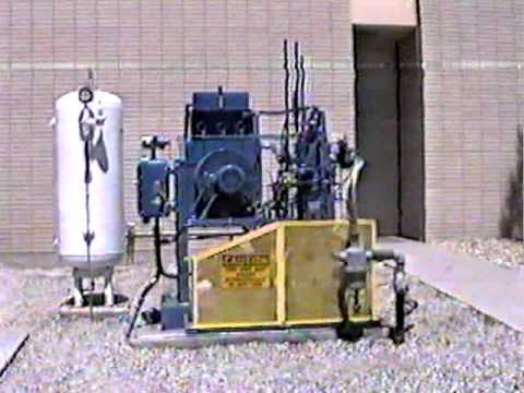 Natural Gas Vehicle Conference Long Beach Gas Dept 1993 -- 1 of 6