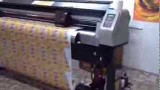 Gönder bayrak imalat videosu