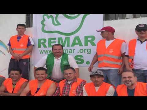 Remar Ecuador S.O.S. Plan for emergency help - Remar NGO