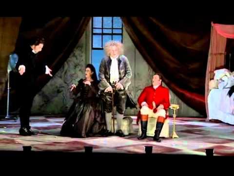 Mozart: The Marriage of Figaro - Act 2 Finale - Voi, Signor, Che Giusto Siete
