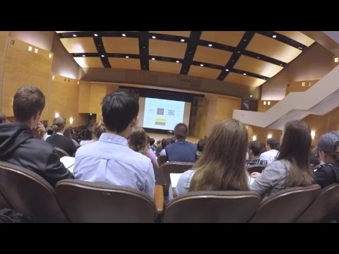 Sleeping During Lecture - University of Washington (Seattle)