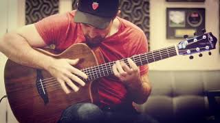 Djent acoustic (Kevin Blake Goodwin)