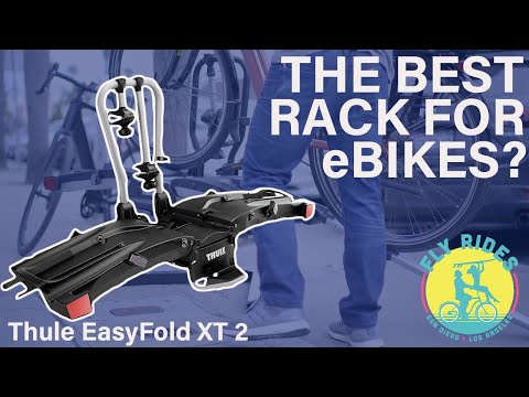 Thule EasyFold XT Review: The Best Rack for eBikes?