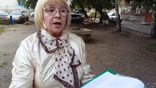 Тамара Полякова, старшая по третьему подъезду