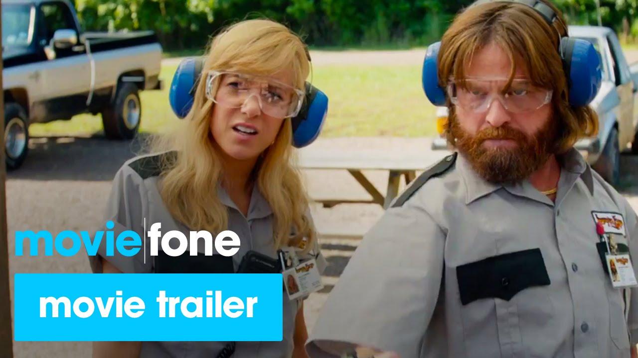 Download 'Masterminds' Trailer (2015): Zach Galifianakis, Kristen Wiig