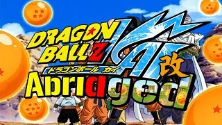 DragonBall Z KAI Abridged: Episode 1 - TeamFourStar (TFS) thumbnail