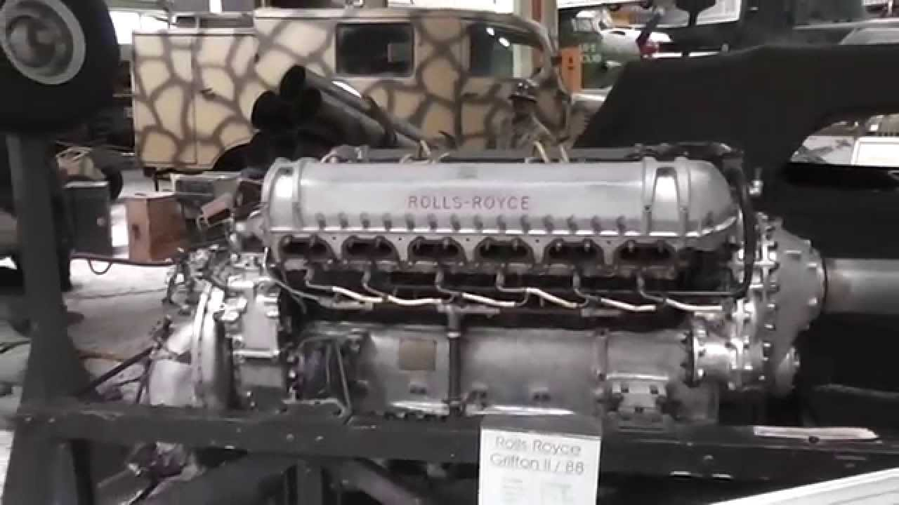2.375 HP Engine From 1944