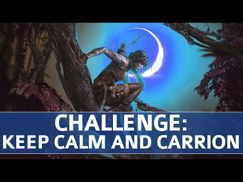 Shadow of the Tomb Raider - The Hidden City Challenges: Keep Calm and Carrion (Condor Feathers)