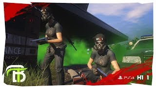 H1Z1 PS4 Gameplay | INVISIBLE AMMO (H1Z1 PS4)