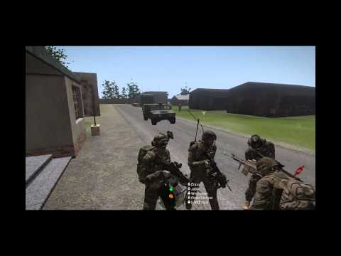 Joking Around 2nd battalion 8th marine regiment milsim