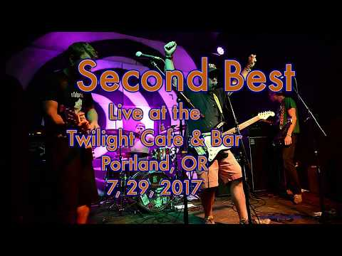Second Best at the Twilight Cafe & Bar  7, 29, 2017