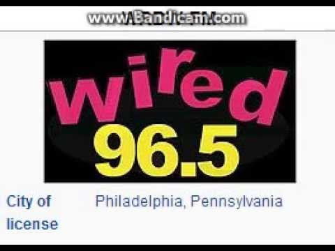 WRDW-FM Power 96.5 Philadelphia, PA TOTH ID at 3:00 p.m. 10/18/2014