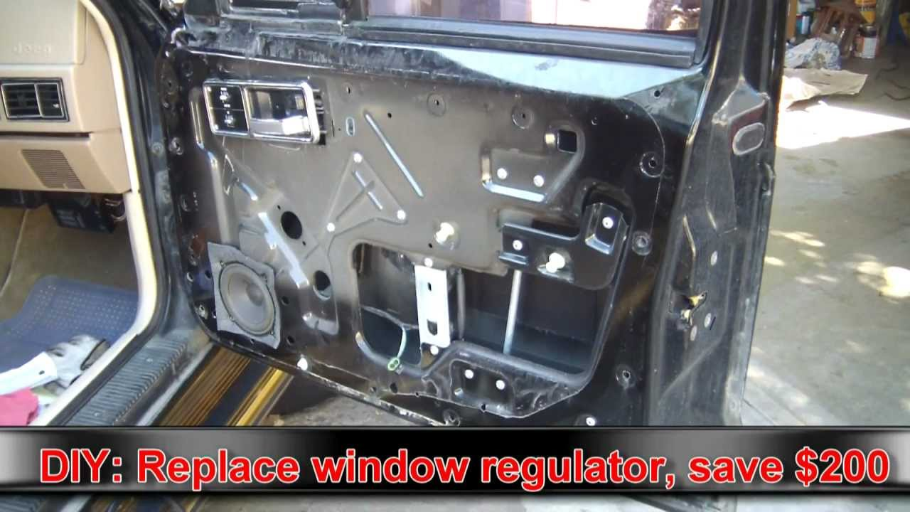 Diy Auto Replace Your Power Window Assy And Pocket 200