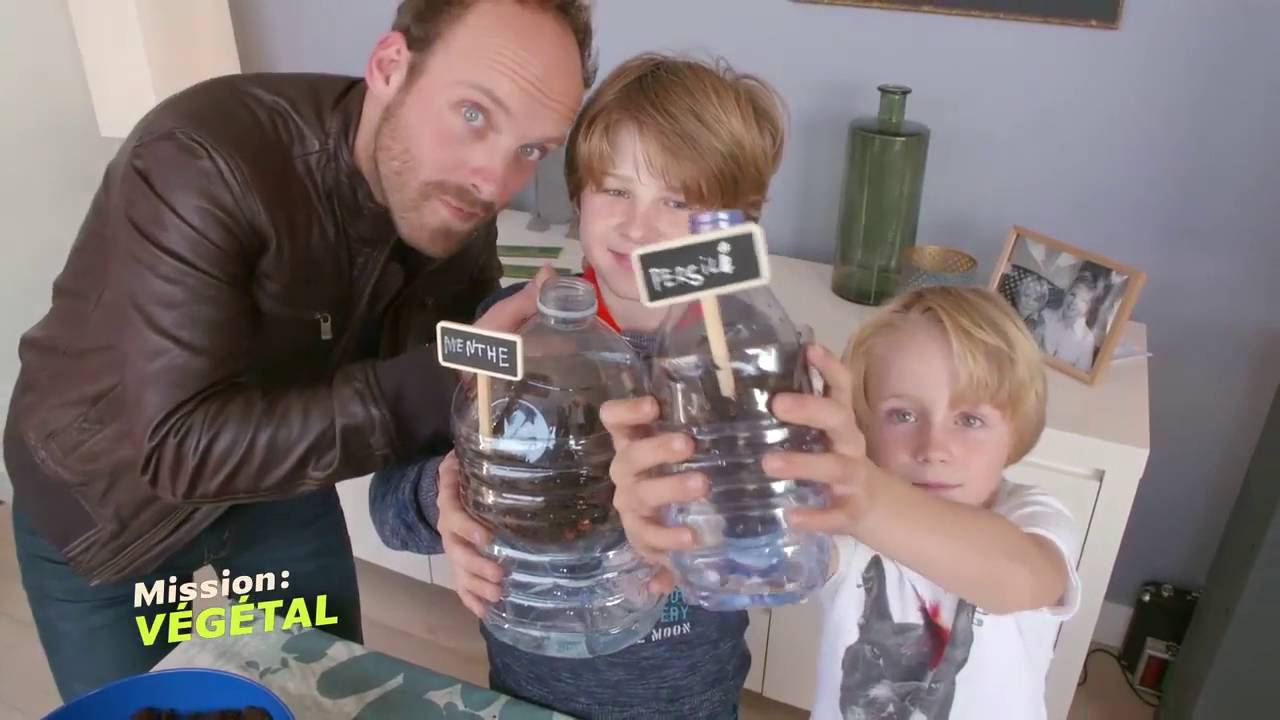 Cr er son potager d 39 int rieur avec les enfants youtube - Creer son interieur ...