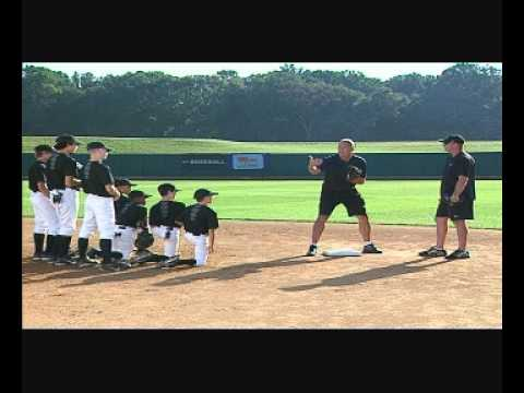 Ripken Baseball - Cover on a Steal
