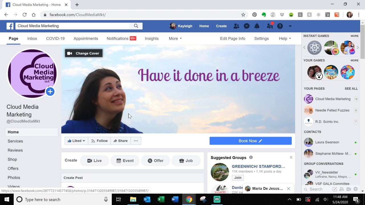 How to add Page Admin on Facebook Page - YouTube