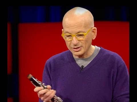 Seth Godin at TED 2014 Is it a note worth playing?