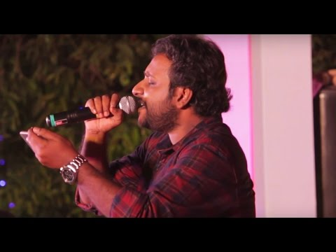 Najim Arshad Live Performance | Konchi Vaa Kanmani | Fukri Malayalam Movie