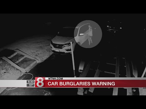 Police investigate car thefts in North Haven