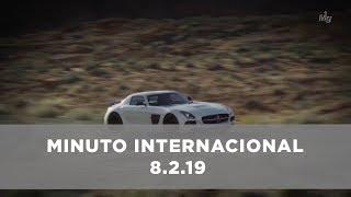 International Minute | 8.2.19