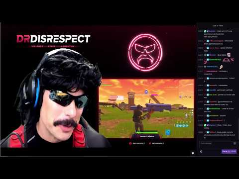 Dr Disrespect Threatens to DOXX Stream Sniper w/ Chat