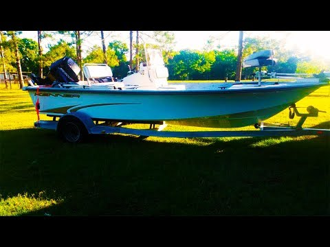 Your First Saltwater Boat And What You Need