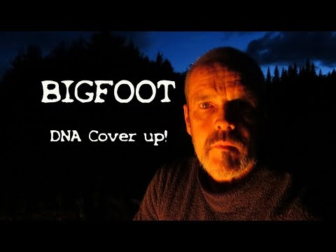Bigfoot DNA conspiracy & Field recon - Sticks & Stones Part I