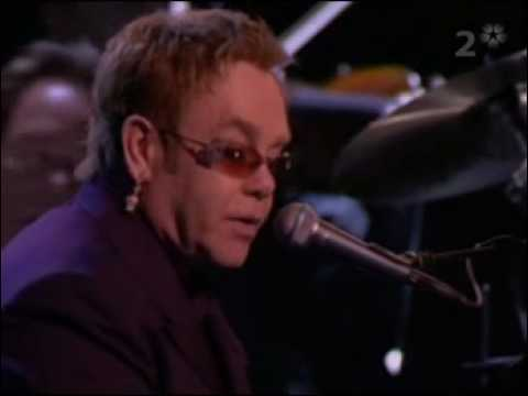 Dolly Parton + Elton John - Imagine (Live CMA 2005).avi