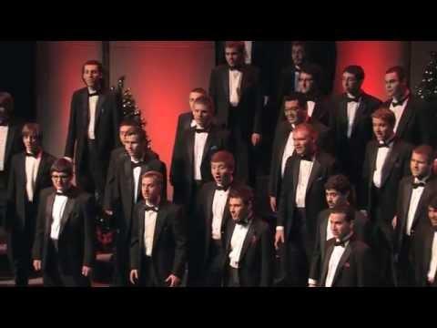 Gaudete! (TTBB) arr. Michael Engelhardt, performed by Millikin University Men