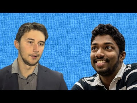 Sergey Karjakin vs Baskaran Adhiban | 2017 Tata Steel Chess Tournament