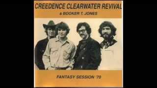 CCR Jam Session with Booker T Jones 1970