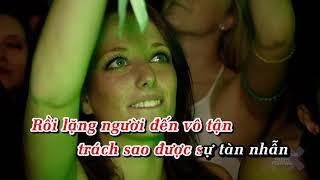 Karaoke Remix - Em Gái Mưa - DJ.T-Bản Remix™