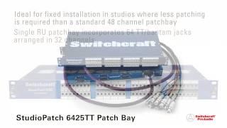 StudioPatch Modular Patchbays 1