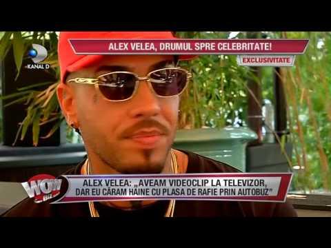 WOWBIZ (10.07.2017) - Alex Velea vindea haine, desi piesa lui era HIT la TV! Drumul spre celebritate