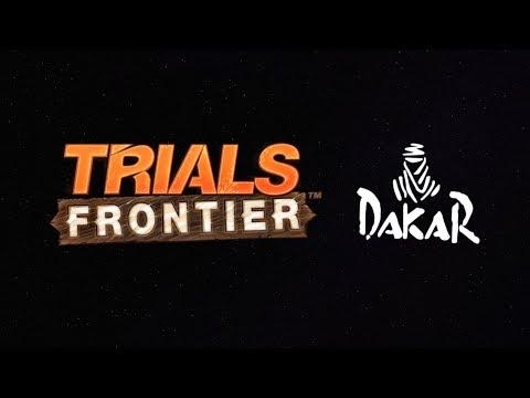 Dakar Rally Event (mini montage) - Trials Frontier