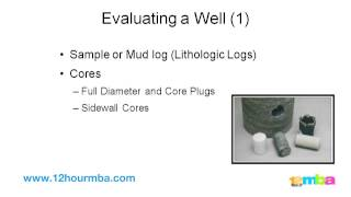 How to find oil and gas - evaluating a well