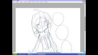 How to draw Lolicon - Basic Tutorial