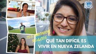 VIVIR EN NUEVA ZELANDA - Experiencias de chilenos ✈️🧡   Danielavoyyvuelvo